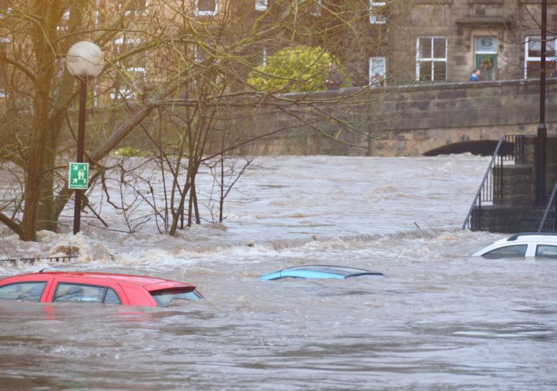 Inondation: du sinistre à l'indemnisation